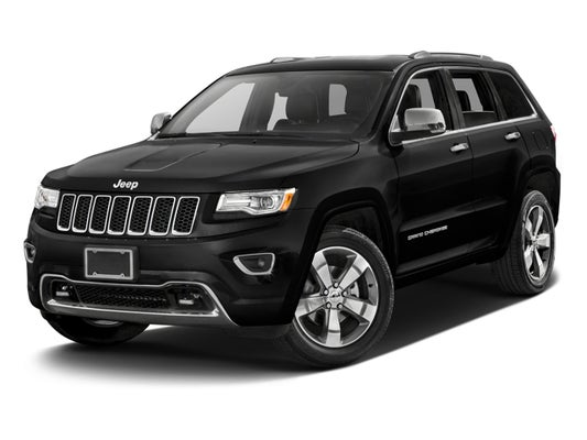 2016 Jeep Grand Cherokee High Alude In Florence Sc Five Star Nissan Of