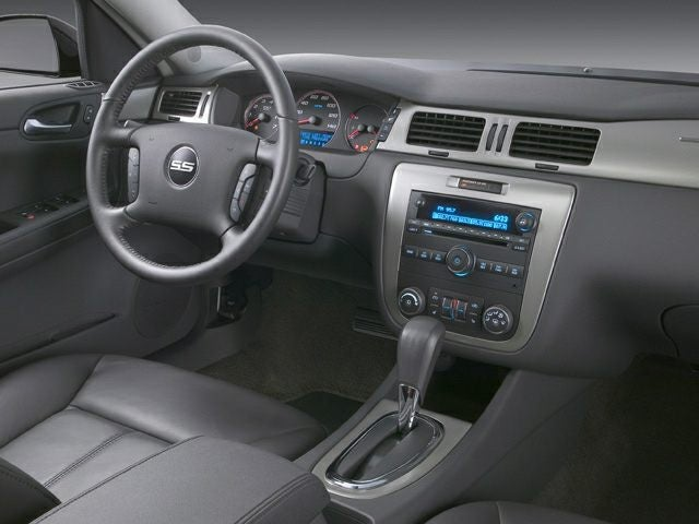 Lovely 2007 Chevrolet Impala LT In Florence, SC   Five Star Nissan Of Florence
