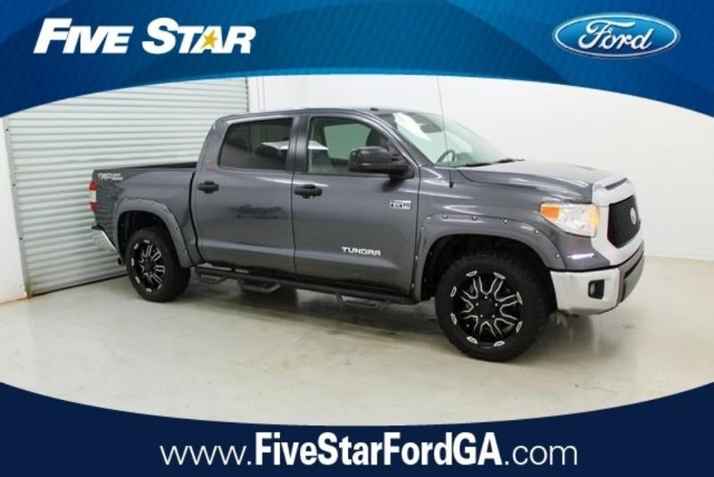 2016 Toyota Tundra 2wd Truck Sr5 In Florence Sc Five Star Nissan Of