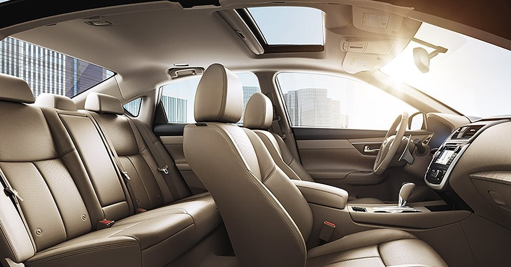2016 Nissan Altima 2 5 Vs 2 5 S Trims What Are The Differences